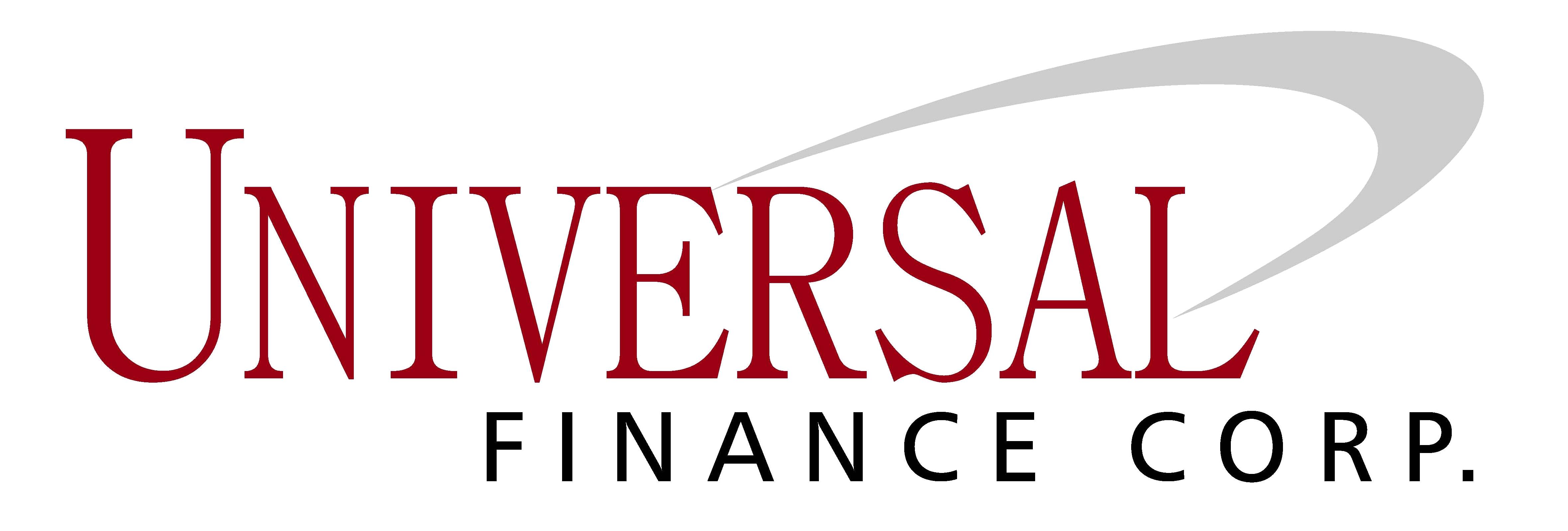 Universal Finance Corp. Commercial Lender