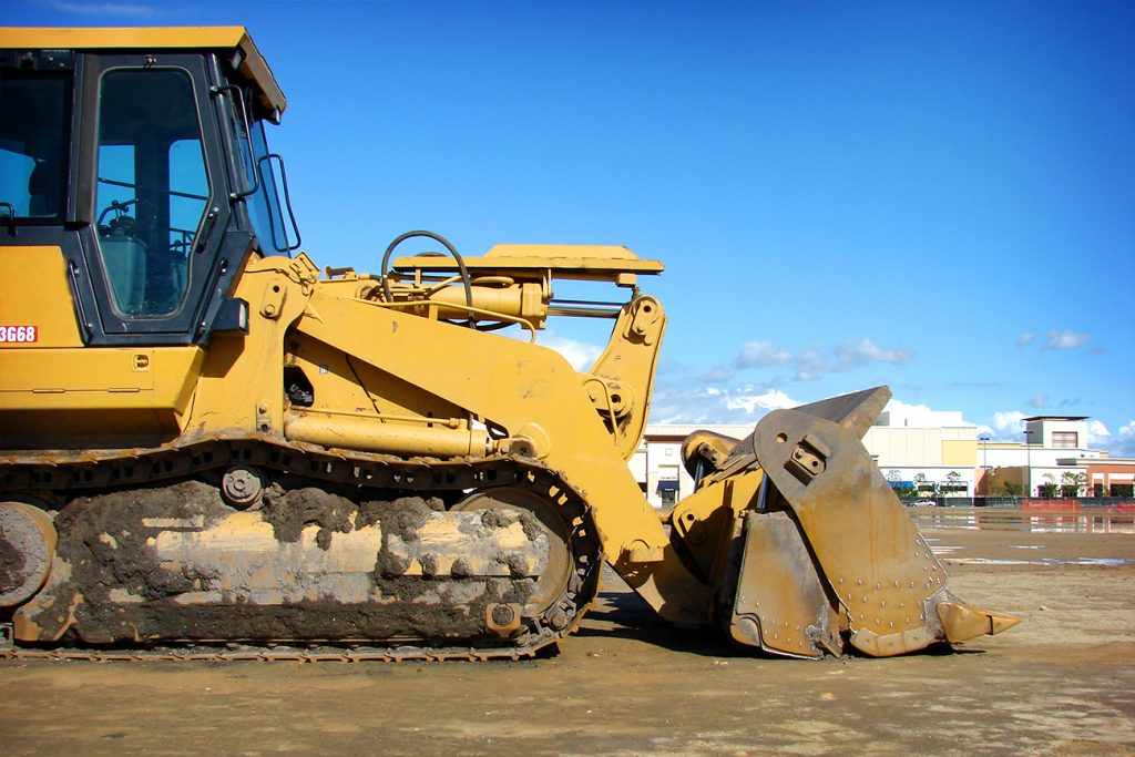 heavy equipment construction financing